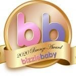 Bizzy Baby Award 2020 Bronze